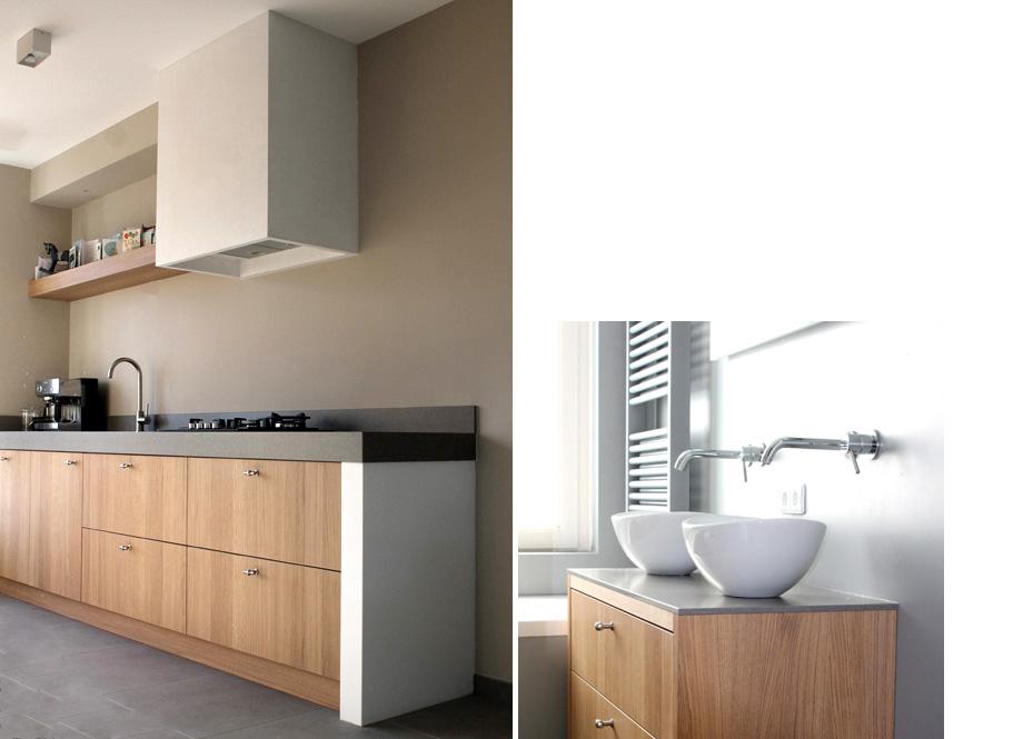 Gerard keuken meubel design op maat gemaakte meubels for Keuken met siemens apparatuur